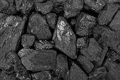 Textura de carbón