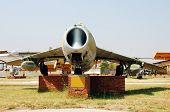 Old Jetfighter