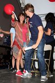 LOS ANGELES - OCT 6:  Crystal Chappell, Jack Wagner attends the Light The Night Walk to benefit The