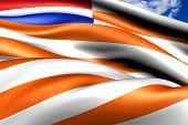 Orange Free State Flag