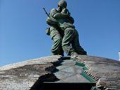 War Monument poster