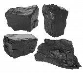 Conjunto de carbón
