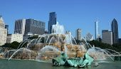 Chicago's Buckingham Fountain