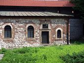 pic of synagogue  - Krakow  - JPG