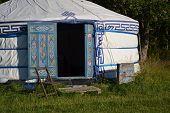 pic of yurt  - Yurt  - JPG