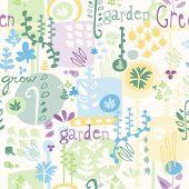 Garten Muster