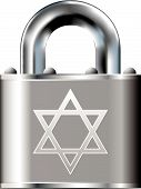 Lock-faith-judaism