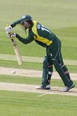 May 03 2009; Southampton Hampshire, M Boyce   competing in Friends Provident trophy 1 day cricket ma