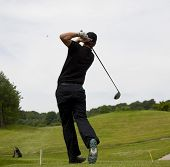 SAINT-OMER, FRANCE. 17-06-2010, Bernd Wiesberger (AUT) on the first day of the European Tour, 14th O
