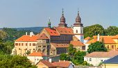 Trebic, Old Monastery And St. Procopus Basilica (a Unesco World Heritage Site), Czech Republic