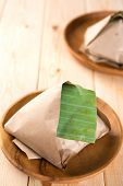 picture of nasi  - Traditional Malay food Nasi Lemak - JPG
