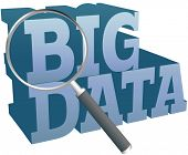 Magnifying glass search for Big Data information technology