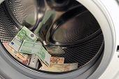 Washing money