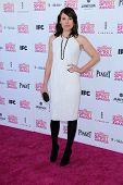 Clea Duvall at the 2013 Film Independent Spirit Awards, Private Location, Santa Monica, CA 02-23-13