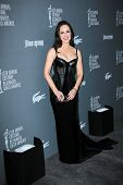 Madeleine Stowe at the 15th Annual Costume Designers Guild Awards, Beverly Hilton, Beverly Hills, CA