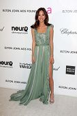 Kelsey Chow at the Elton John Aids Foundation 21st Academy Awards Viewing Party, West Hollywood Park, West Hollywood, CA 02-24-13