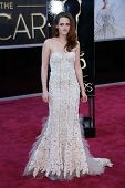 Kristen Stewart at the 85th Annual Academy Awards Arrivals, Dolby Theater, Hollywood, CA 02-24-13