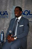 Sean Combs at an Announce of their New Venture, AQUAhydrate, Private Location, Los Angeles, CA 02-27