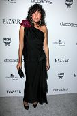 Paz de la Huerta at Harper's Bazaar Celebrates The Launch Of The Dukes of Melrose, Sunset Tower, Wes