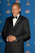 LOS ANGELES - AUGUST 27: Wentworth Miller in the Press Room at the 58th Annual Primetime Emmy Awards