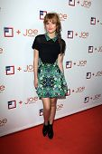 Bella Thorne at the introduction of Joe Fresh at JCP, Joe Fresh at JCP Pop Up Store, Los Angeles, CA