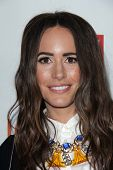 Louise Roe at the introduction of Joe Fresh at JCP, Joe Fresh at JCP Pop Up Store, Los Angeles, CA 0