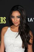 Shay Mitchell at the Los Angeles Premiere of