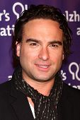 Johnny Galecki at the 21st Annual