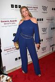 Shannon Tweed at the 2013 Genesis Awards Benefit Gala, Beverly Hilton, Beverly Hills, CA 03-23-13