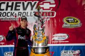 Nascar:  September 12 Chevy Rock & Roll 400