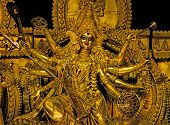 image of hindu  - Deity of Maa Durga - JPG