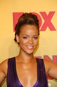 UNIVERSAL CITY - AUGUST 20: Rihanna at the 2006 Teen Choice Awards - Press Room at Gibson Amphitheat