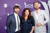 Lady Antebellum at the 48th Annual Academy Of Country Music Awards Arrivals, MGM Grand Garden Arena,