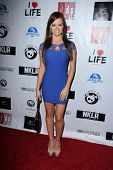 Caitlin O'Connor at the No Kill L.A. Charity Event, Fred Segal, West Hollywood, CA 04-02-13