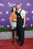 Joey & Rory at the 48th Annual Academy Of Country Music Awards Arrivals, MGM Grand Garden Arena, Las Vegas, NV 04-07-13