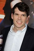 Timothy Simons at the Los Angeles Premiere for the second season of HBO's series VEEP, Paramount Stu
