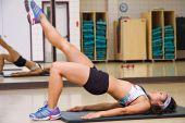 Exercício de mulher