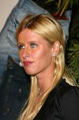 LOS ANGELES - APRIL 24: Nicky Hilton at the Brandon Davis and Replay celebrate store opening and the