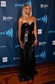 Katerina Graham at the 24th Annual GLAAD Media Awards, JW Marriott, Los Angeles, CA 04-20-13