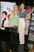 HOLLYWOOD - APRIL 29: Samaire Armstrong and Bree Turner at an in store appearance to promote their n