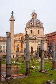 Imperial Fora, Trajan Forum, Rome