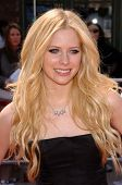 WESTWOOD - APRIL 30: Avril Lavigne at the Los Angeles Premiere of