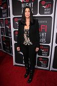 Cher at AFI Night At The Movies, Arclight, Hollywood, CA 04-24-13