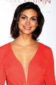 Morena Baccarin at the 2013 College Television Awards, JW Marriott, Los Angeles, CA 04-25-13