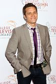 Seamus Dever at the 2013 College Television Awards, JW Marriott, Los Angeles, CA 04-25-13