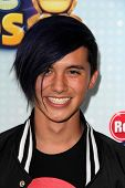 Cole Pante at the 2013 Radio Disney Music Awards, Nokia Theater, Los Angeles, CA 04-27-13