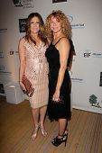 Rita Wilson and Kate Capshaw at An Unforgettable Evening Presented by Saks Fifth Avenue, Beverly Wil