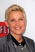 Ellen Degeneres at the