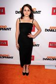 Mae Whitman  at the