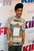 Roshon Fegan at the 2013 Wango Tango concert produced by KIIS-FM, Home Depot Center, Carson, CA 05-11-13